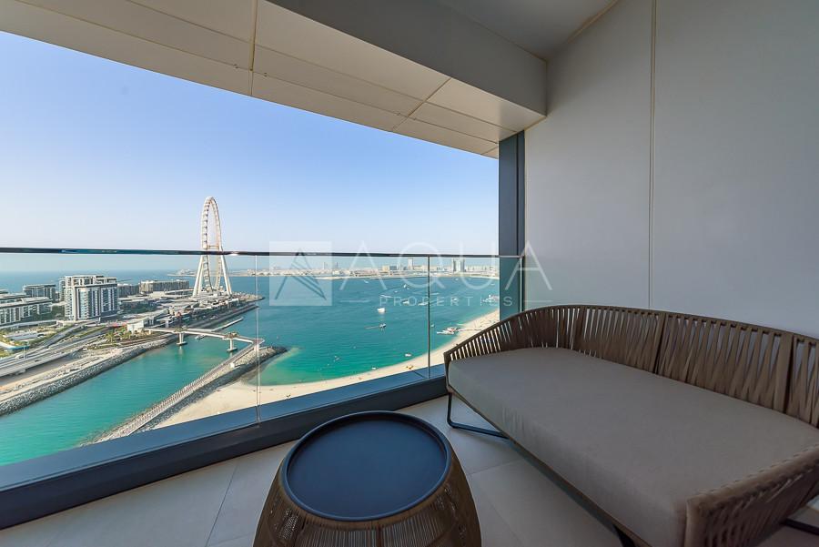 High Floor | Full Sea View | Luxury 2 Bed
