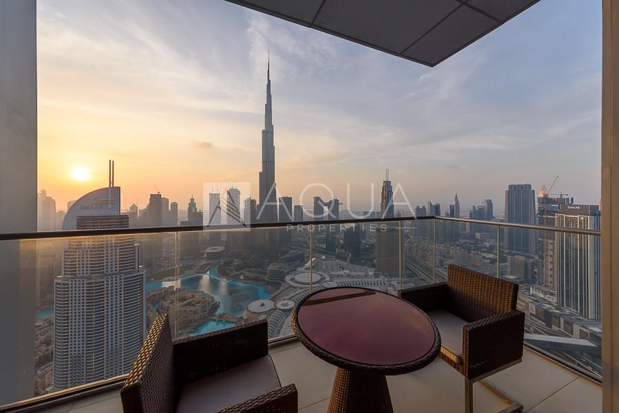Exclusive   High Floor   Burj Fountain Views
