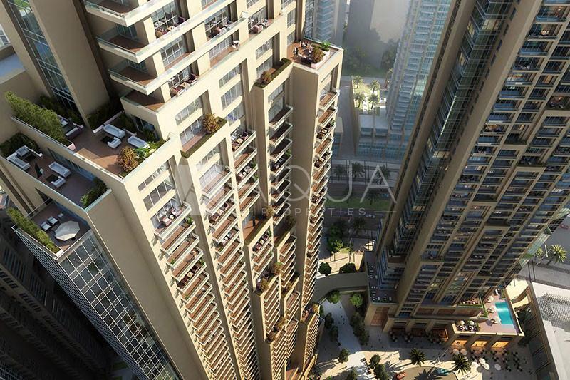 Stunning Unit | Burj View | Free Maintenance