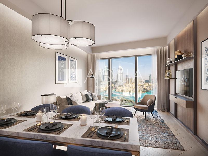 Low Floor | Serviced Apartment | Handover 2022