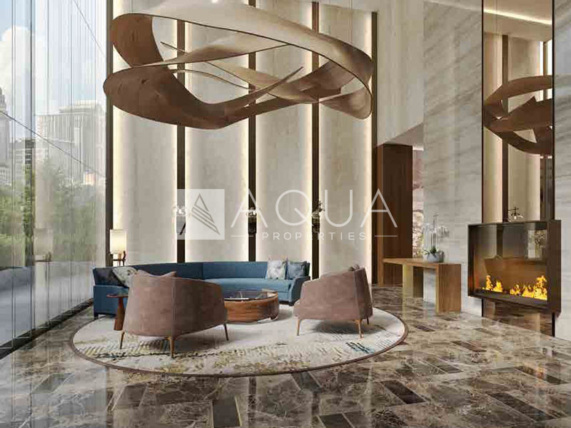 Stunning Furnished 1 Bed   Near Burj Khalifa