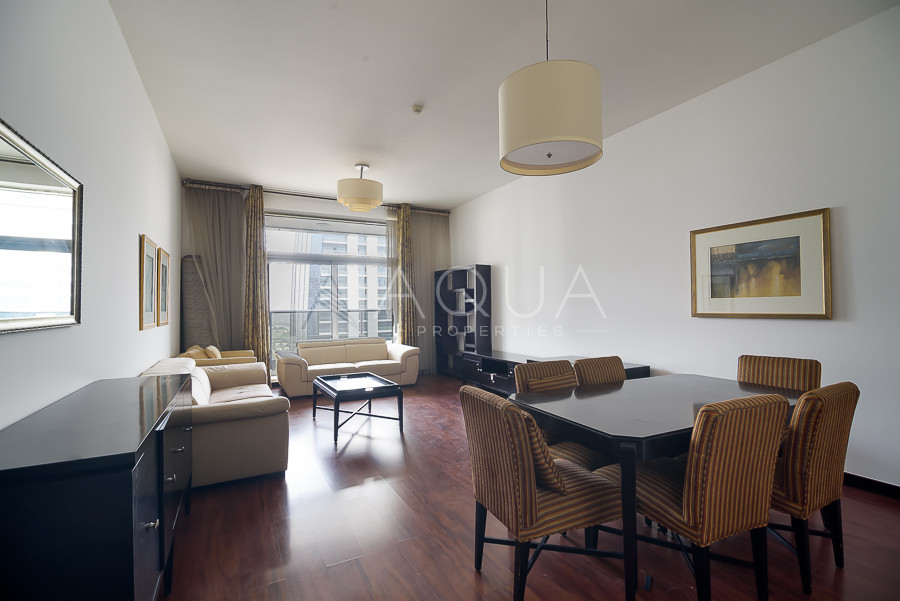 Unfurnished  Spacious with Maid | Chiller Free