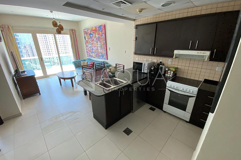 Nicely Furnished | Middle Floor | Balcony