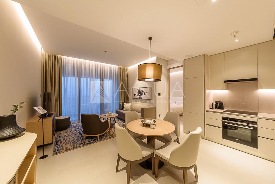 Luxury | City and Marina Views | Balcony