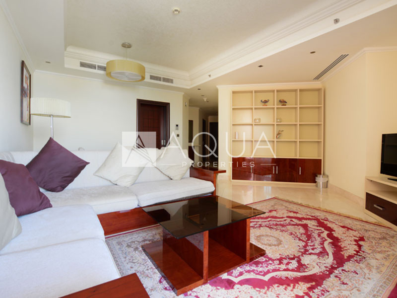 Must See | Sea View | Maid's room | Furnished