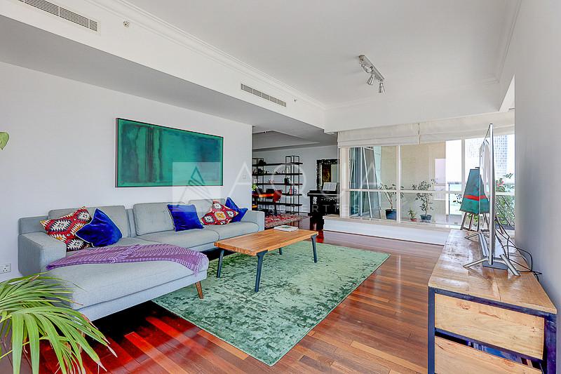 Full Golf & Marina View | High Floor | Tenanted