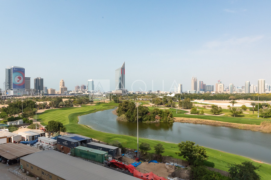 Golf View | Large Layout | Serviced Unit