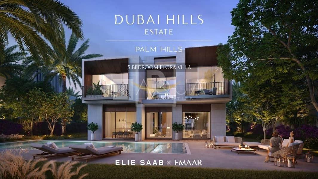 Genuine Resale | Palm Hills Flora Villa