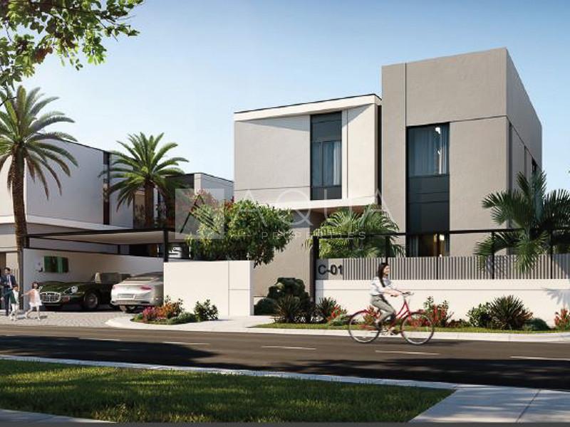 Big Plot   4BR Large Villa at only 3% Premium