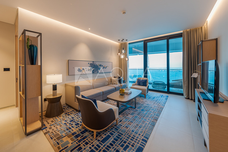 Luxury Unit | Full Sea View | Resale | Vacant