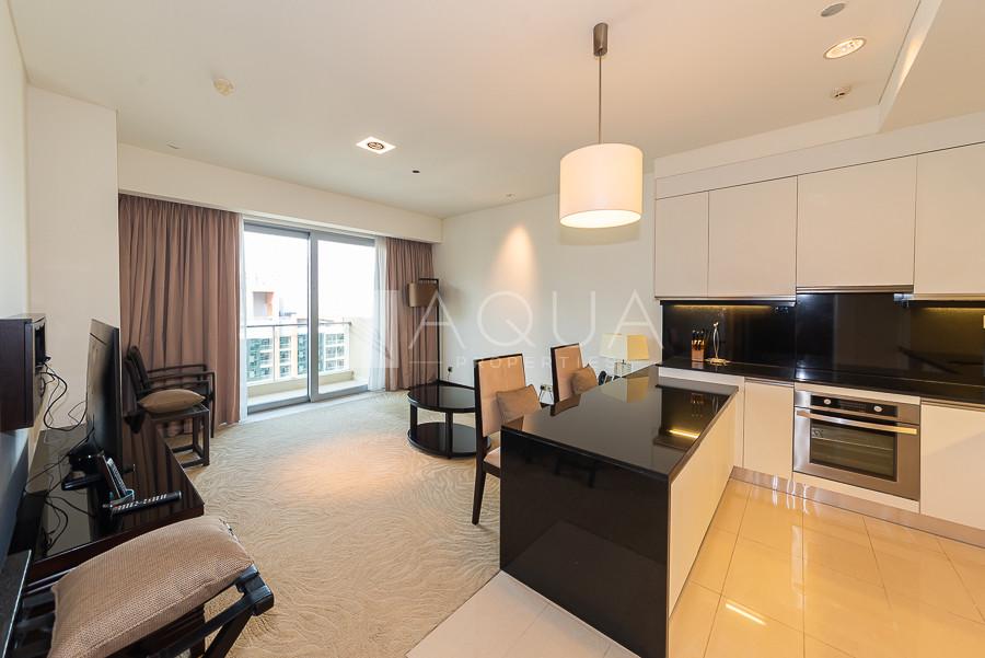 Full Marina View | Furnished | High Floor