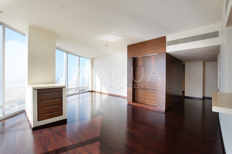 High Floor   Luxury Unit   Burj Khalifa   Vacant