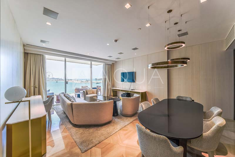 Luxury Living    Furnished   Amazing Sea View