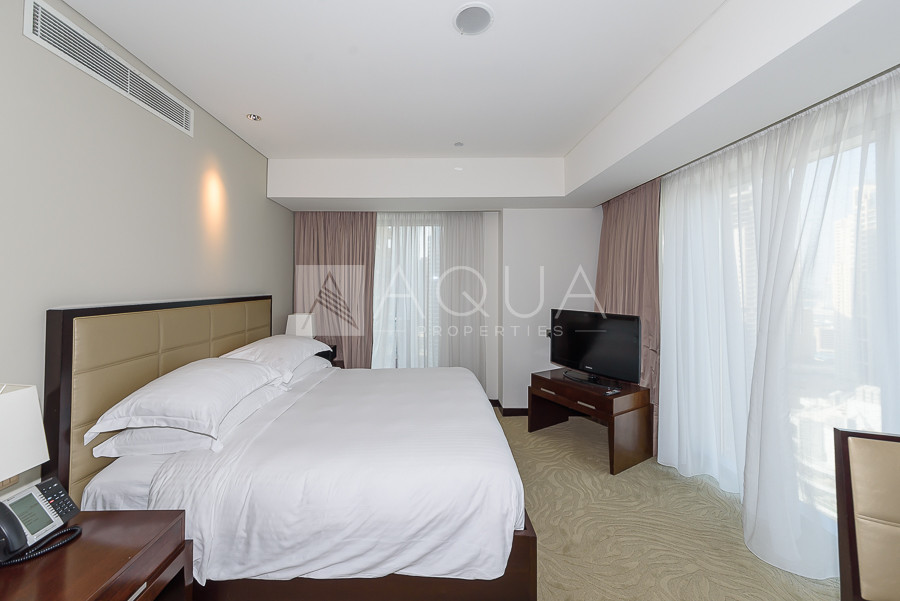 Full Marina View | Fully Furnished | Balcony