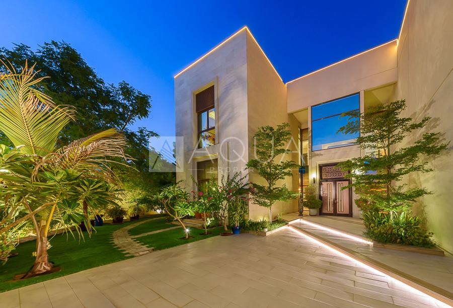 Luxury has a new address l Type B | Huge Corner Plot
