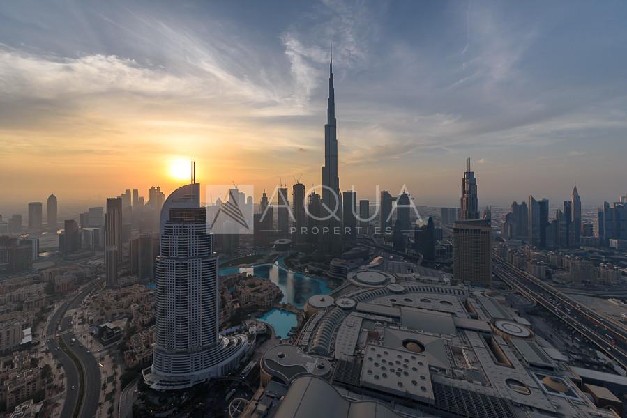 Exclusive | Sky Collection Duplex | High Floor
