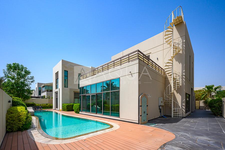 Type A Villa | Pool and Park Views | Meydan