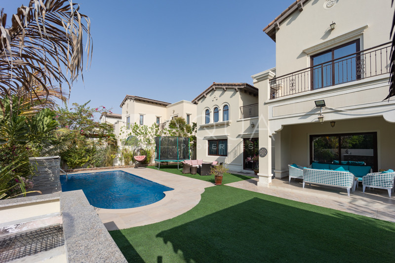 Exclusive | Excellent Condition | Private Pool