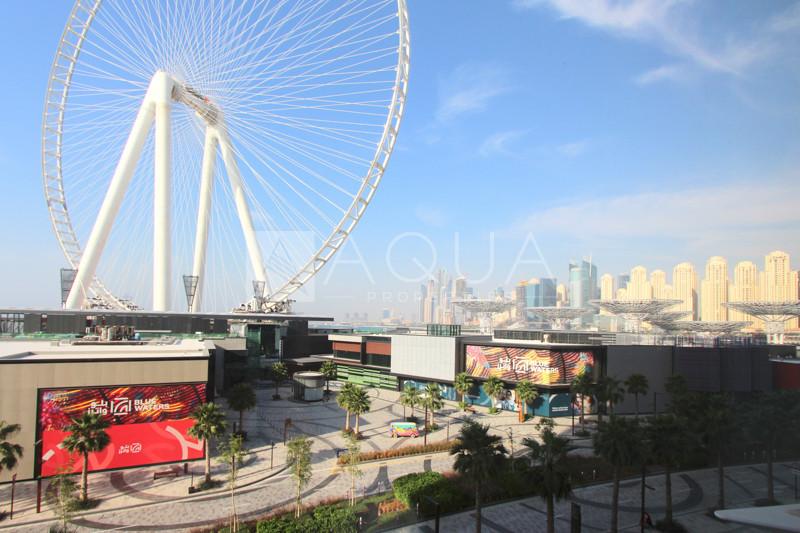 Ain Dubai and JBR Views I Excellent Price