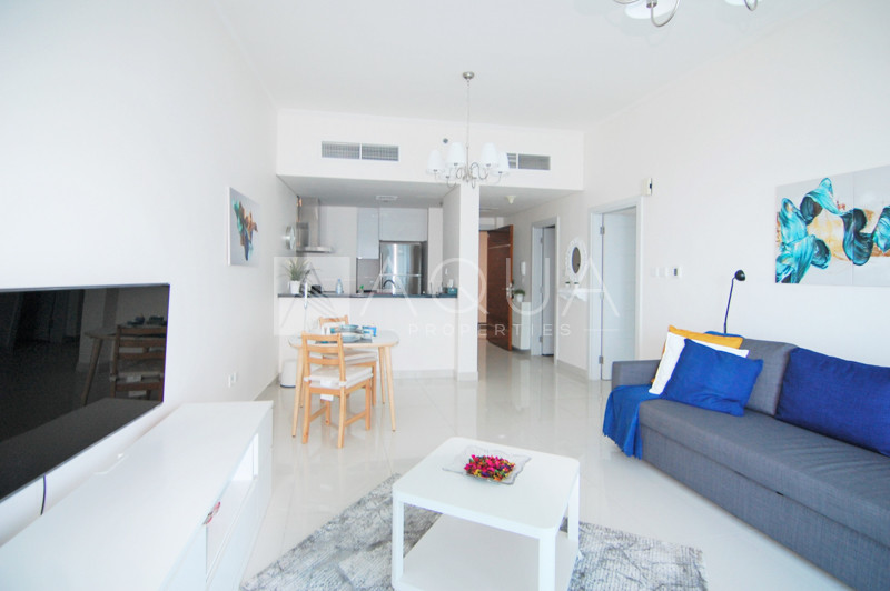 Sea View | Fully Furnished | Equipped Kitchen