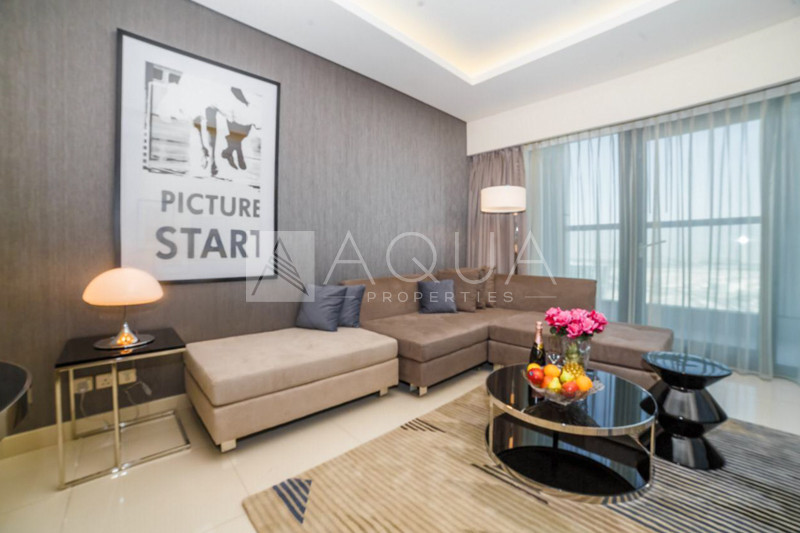 Fully Furnished | Creek View | High Floor