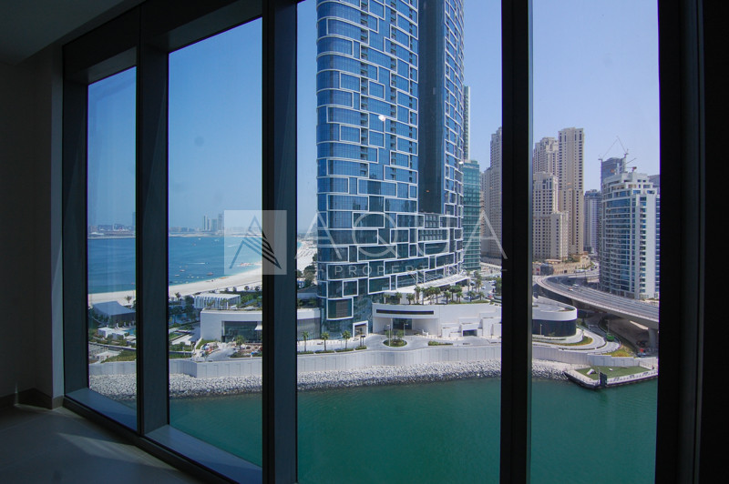Ready to Move In   Luxurious   Marina View