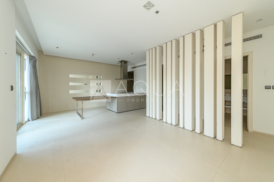 High Floor   Amazing View   Unfurnished Unit
