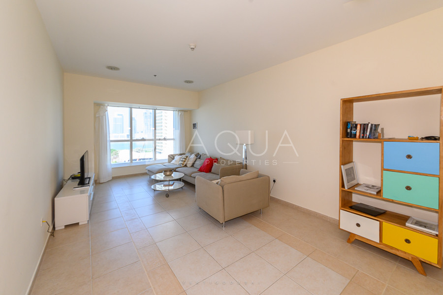 Furnished | Mid floor | Sea View | Best location