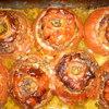 receta de tomates rellenos por atunara