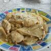 receta de pollo cremoso con setas por Elena