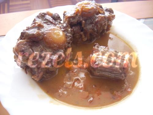 receta de rabo de toro estofado por atunara