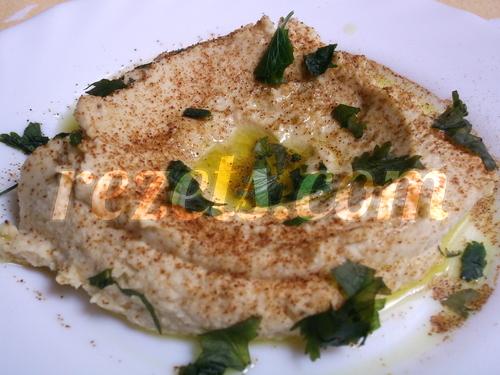 receta de hummus por arctarus