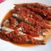 Sardinas-al-horno-con-tomate