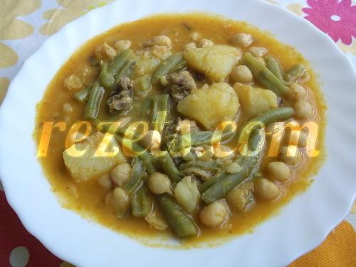receta de berza andaluza por atunara