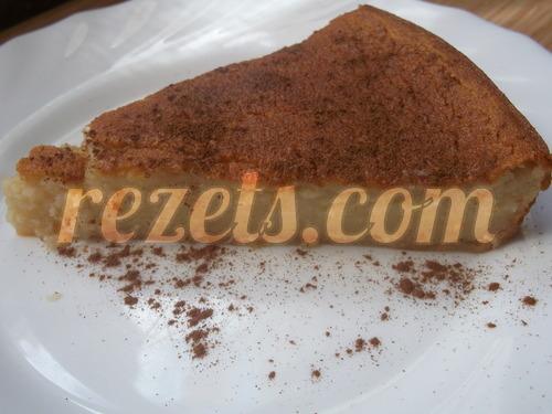 receta de quesada por inma