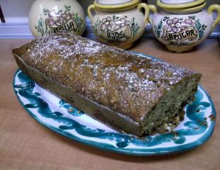 Plum-cake de frutos secos y especias