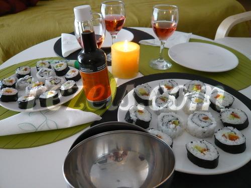 receta de arroz para sushi por asialillo
