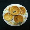 receta de muffins de arándanos y chocolate blanco por inma