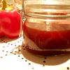 receta de mermelada de pimientos rojos por Elena