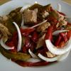 receta de ensalada de pimientos asados y melva por arctarus