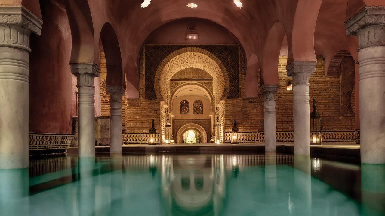 Hammam Al-Andalus Granada. Baño + masaje Mimma 15 - Relax y Romántica