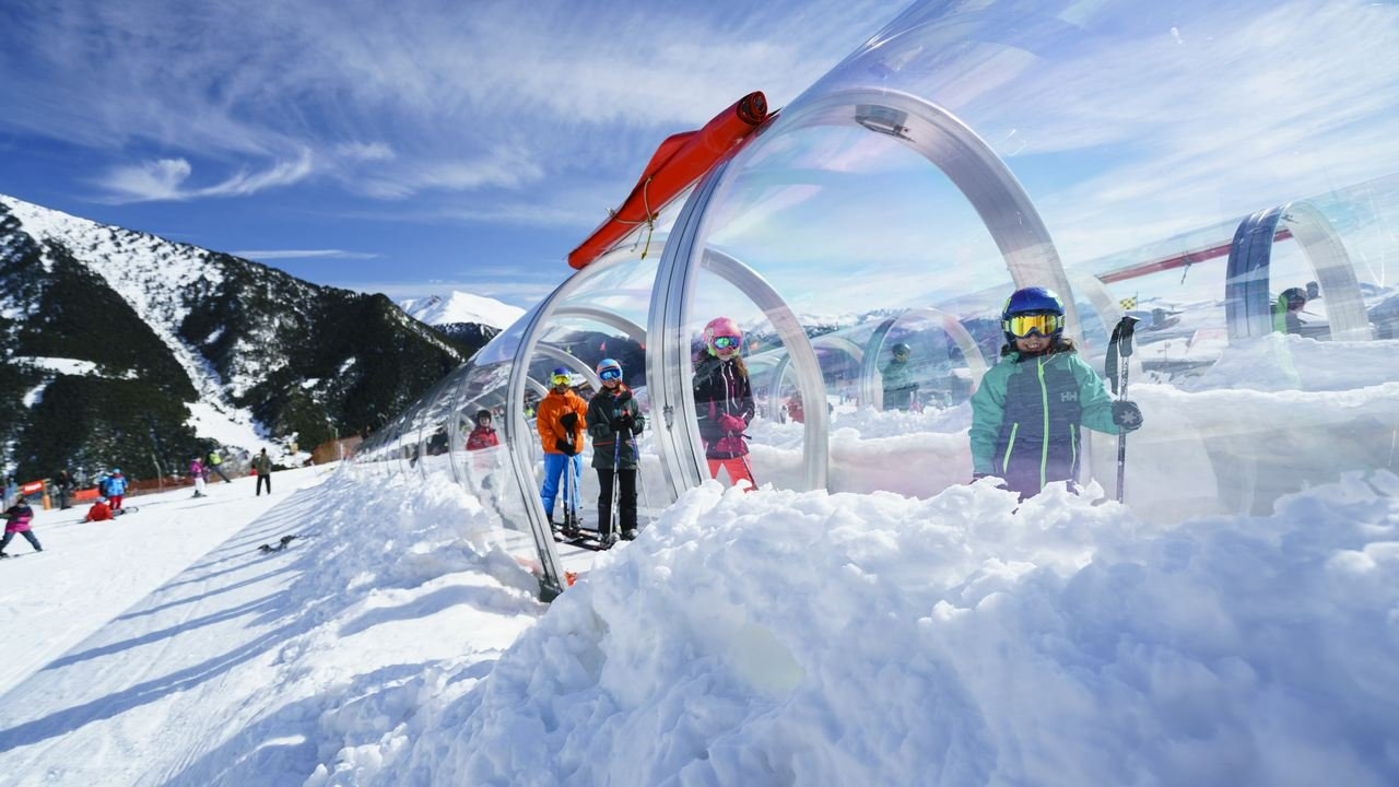 Alquiler material snowboard Andorra: Gama bronce / eco. - Alquiler material de esquí - snow