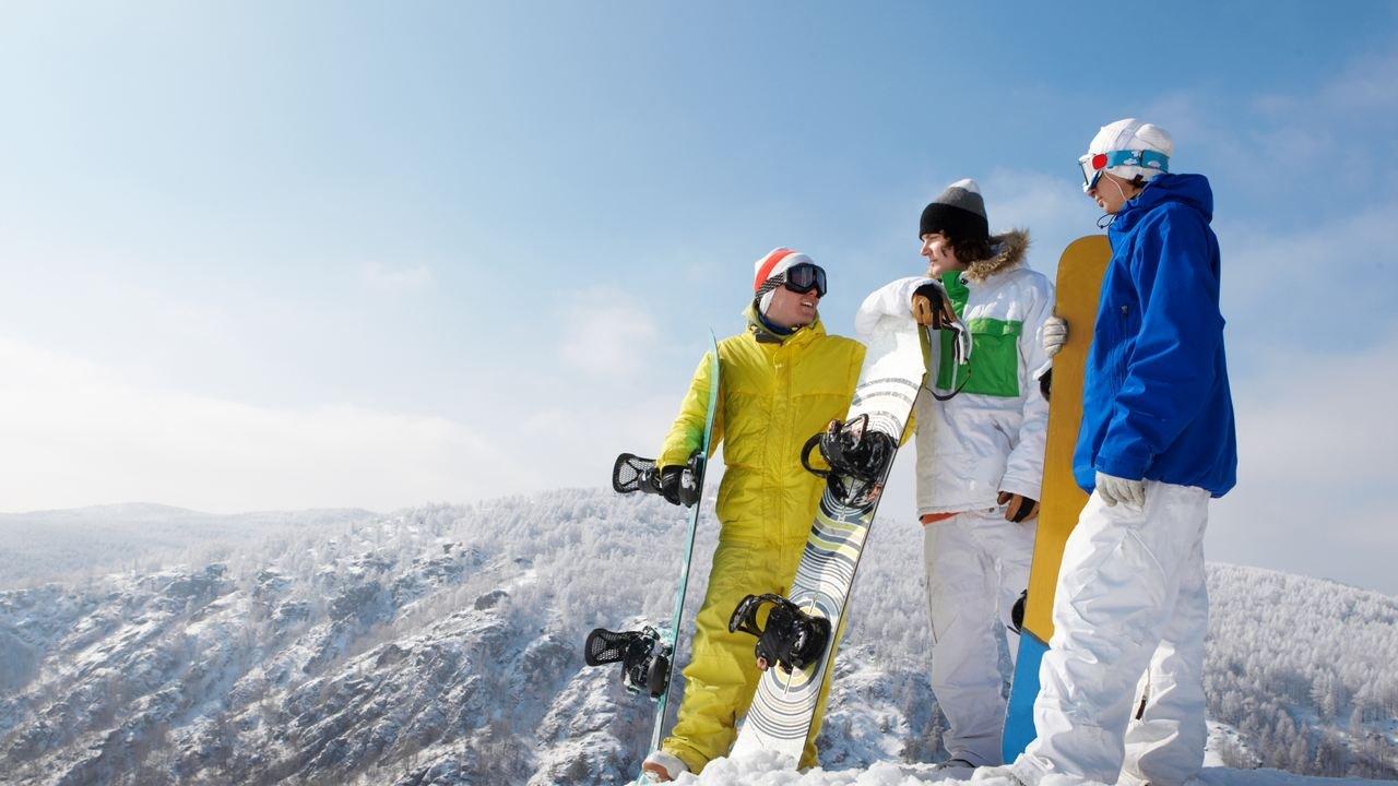 Escuela de Esquí de Formigal. Clases snowboard. Sector Sextas. - Clases de esquí