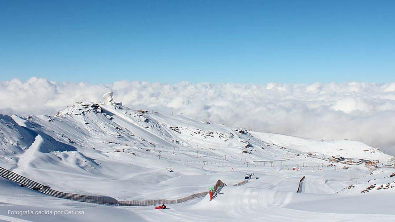 Escuela Española Esquí de Sierra Nevada. Clases esquí. - Clases de esquí