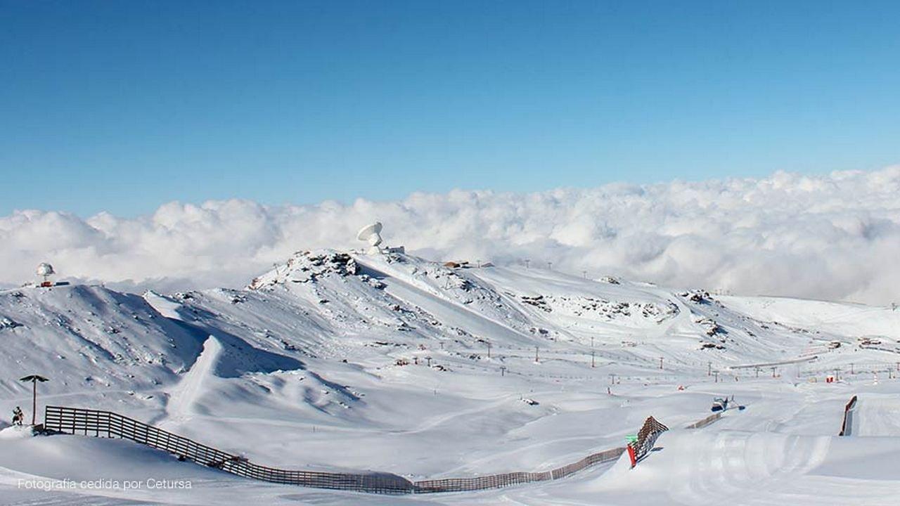 Alquiler material esquí Sierra Nevada: Gama alta - Alquiler material de esquí - snow