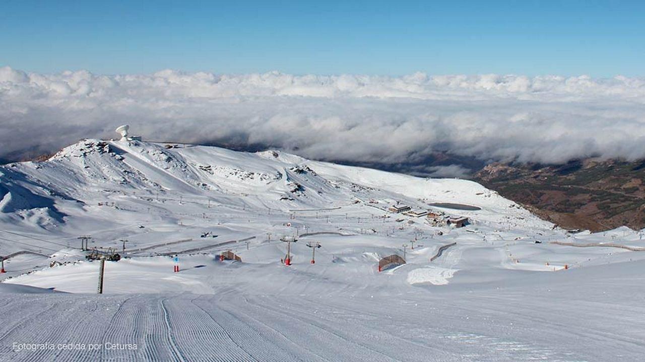 Alquiler material esquí Sierra Nevada: Gama media - Alquiler material de esquí - snow