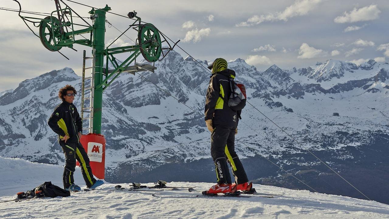 Escuela de Esquí de Panticosa. Clases esquí - Clases de esquí