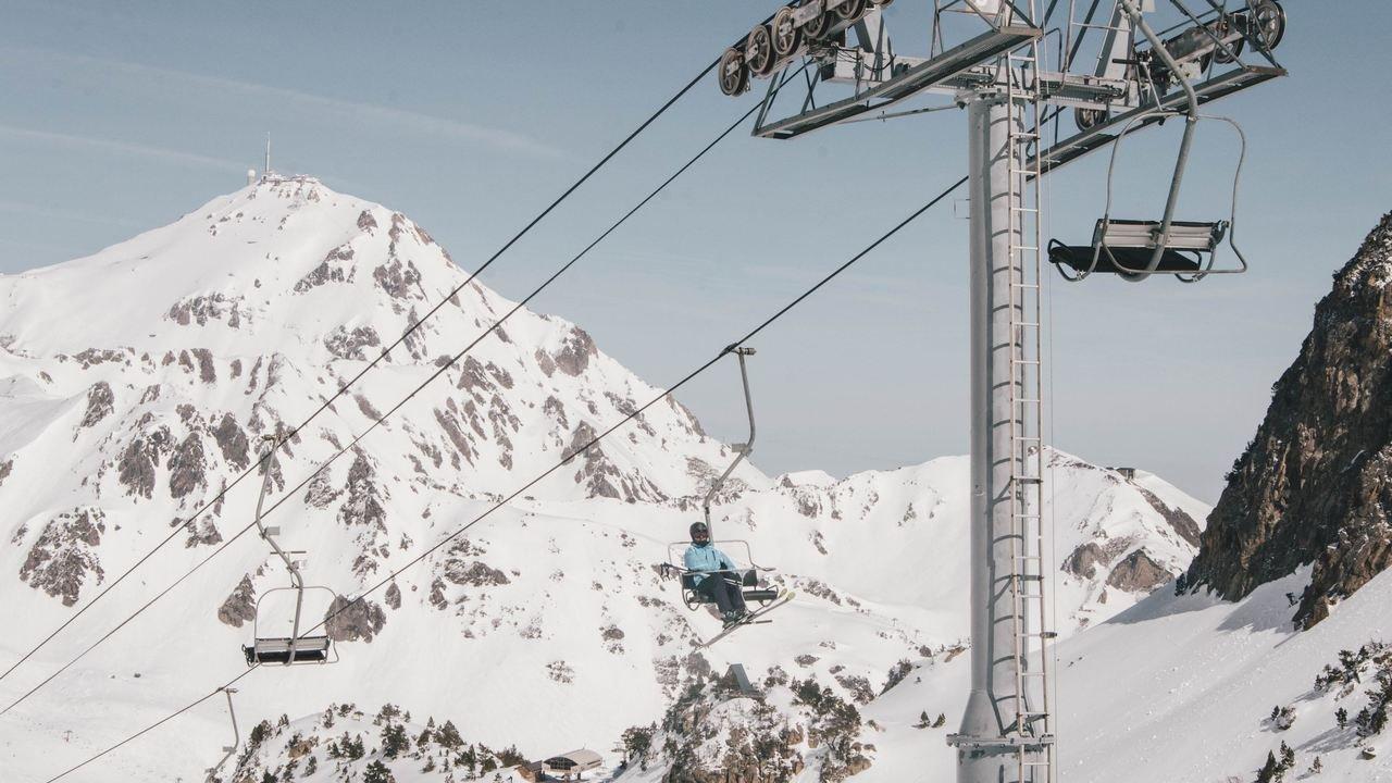 Forfait Grand Tourmalet (Bareges-La Mongie) - Esquí