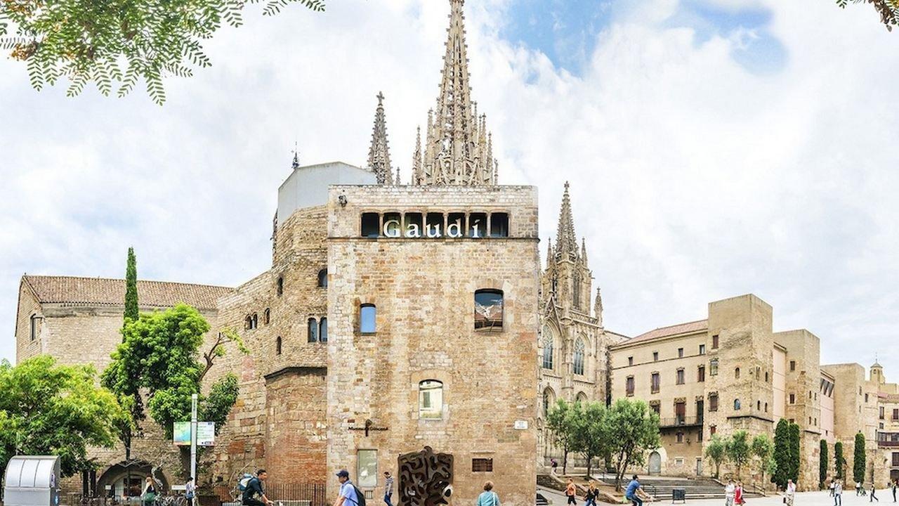 Gaudi Exhibition Center. Barcelona - Cultural