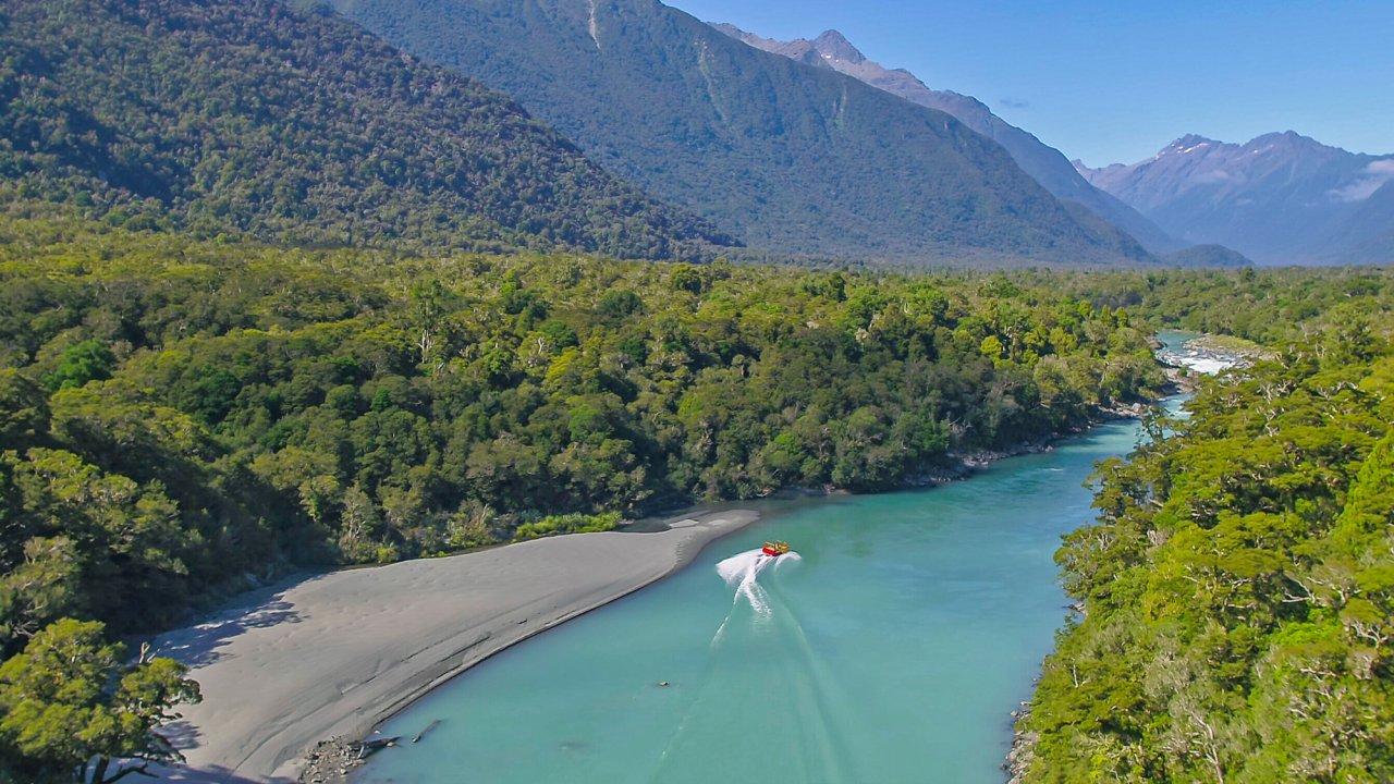 Southern Alps, NZ.